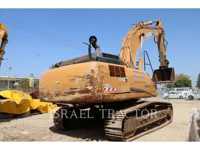 CASE MINING SHOVEL / EXCAVATOR CASE| CX350 equipment  photo 2