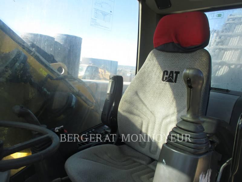 CATERPILLAR ESCAVATORI GOMMATI M318D MH equipment  photo 10