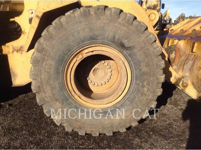 CATERPILLAR CARGADORES DE RUEDAS 950F equipment  photo 15