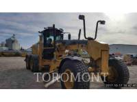 Equipment photo CATERPILLAR 140M3 MOTORGRADERS 1