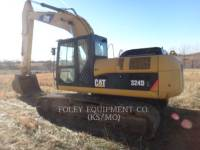 CATERPILLAR PELLES SUR CHAINES 324DL equipment  photo 2