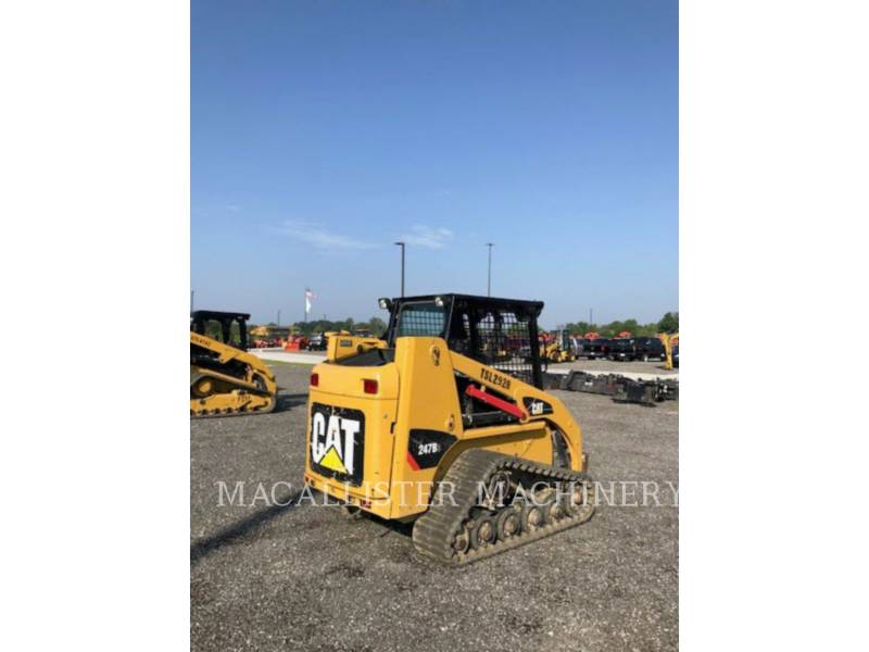 Caterpillar ÎNCĂRCĂTOARE PENTRU TEREN ACCIDENTAT 247B3 equipment  photo 12
