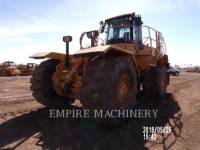 Equipment photo Caterpillar 834H BULDOZERE CU ROŢI 1