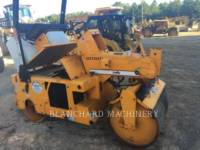 Equipment photo LEE-BOY 400T EINZELVIBRATIONSWALZE, ASPHALT 1