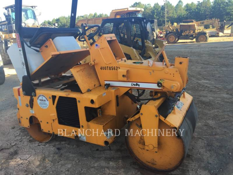 LEE-BOY VIBRATORY SINGLE DRUM ASPHALT 400T equipment  photo 1