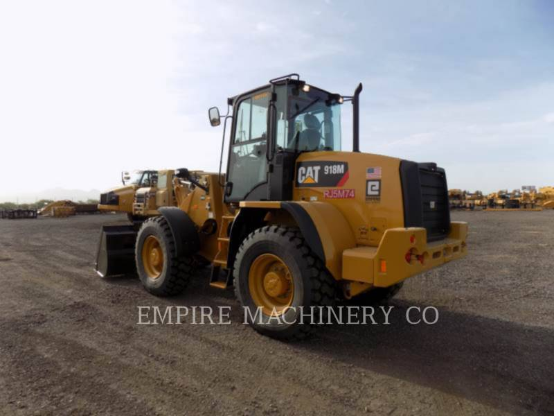 CATERPILLAR WHEEL LOADERS/INTEGRATED TOOLCARRIERS 918M CA IT equipment  photo 3