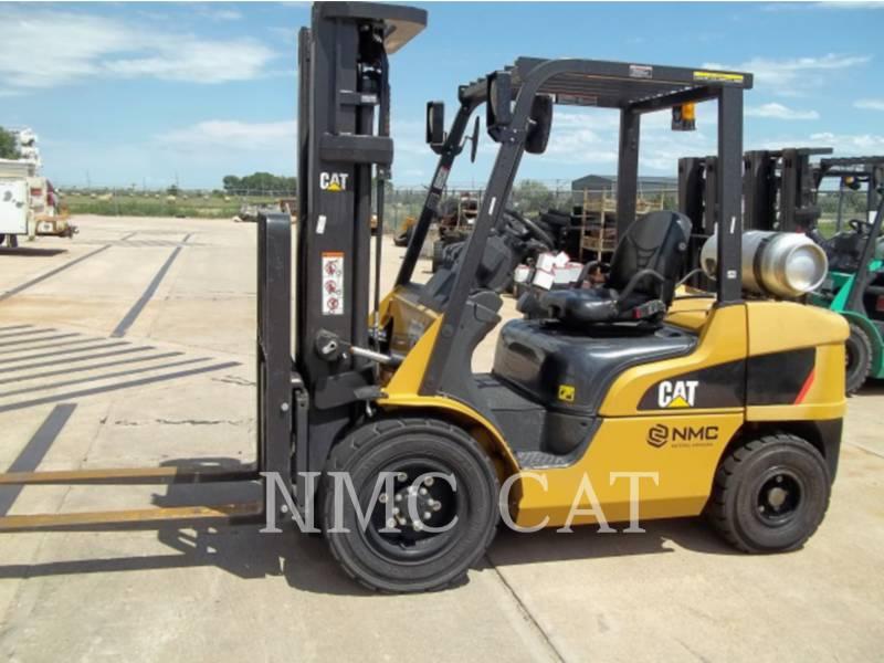 CATERPILLAR LIFT TRUCKS GABELSTAPLER 2P7000_MC equipment  photo 1