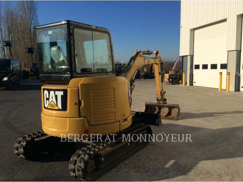 CATERPILLAR KETTEN-HYDRAULIKBAGGER 303.5ECR equipment  photo 4