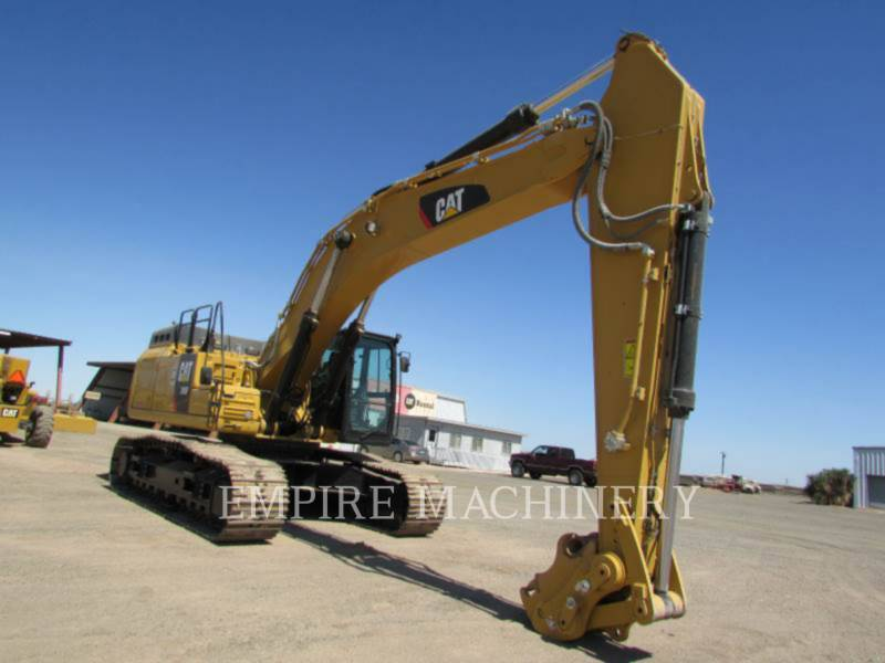 CATERPILLAR PELLES SUR CHAINES 349FL equipment  photo 1