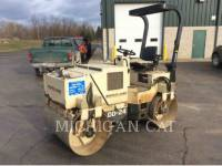 Equipment photo INGERSOLL-RAND DD-24 TANDEMOWY WALEC WIBRACYJNY DO ASFALTU (STAL-STAL) 1