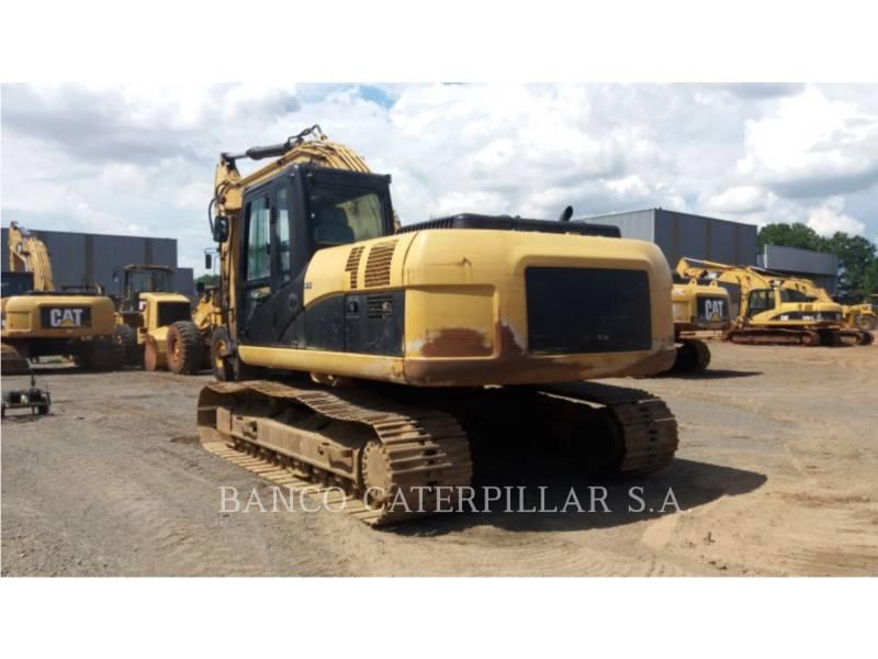 CATERPILLAR TRACK EXCAVATORS 320DL equipment  photo 3