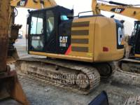 CATERPILLAR KETTEN-HYDRAULIKBAGGER 318 E L equipment  photo 2