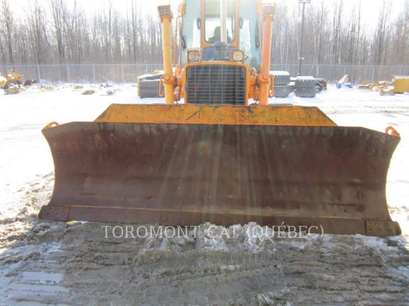 JOHN DEERE TRACTORES DE CADENAS 750CL equipment  photo 2
