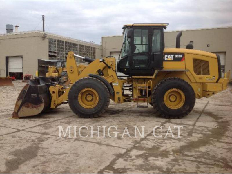 CATERPILLAR WHEEL LOADERS/INTEGRATED TOOLCARRIERS 930K 3Q equipment  photo 4