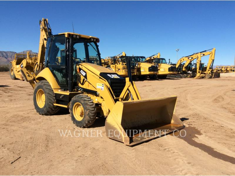 Caterpillar BULDOEXCAVATOARE 430F 4WD equipment  photo 1