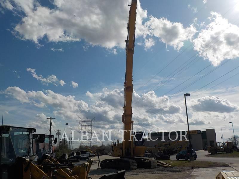 CATERPILLAR TRACK EXCAVATORS 365BIIL equipment  photo 6