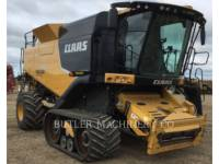 Equipment photo LEXION COMBINE LEX 750TT COMBINES 1