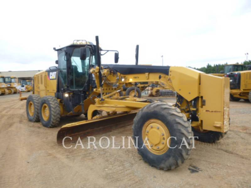 CATERPILLAR NIVELEUSES 12M2AWD equipment  photo 6