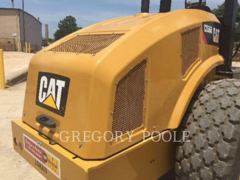 CATERPILLAR COMPACTADORES DE SUELOS CS-56B equipment  photo 9