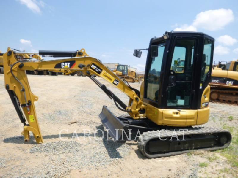 CATERPILLAR TRACK EXCAVATORS 303.5E2 CB equipment  photo 5