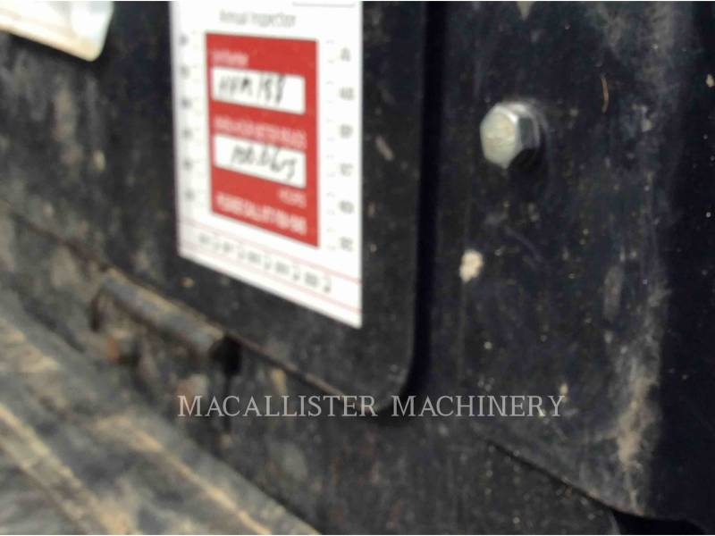 CATERPILLAR EXCAVADORAS DE CADENAS 303E equipment  photo 7