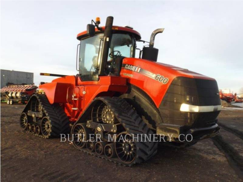 CASE/INTERNATIONAL HARVESTER TRACTEURS AGRICOLES 600Q equipment  photo 2
