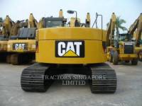 CATERPILLAR KOPARKI GĄSIENICOWE 321DLCR equipment  photo 6