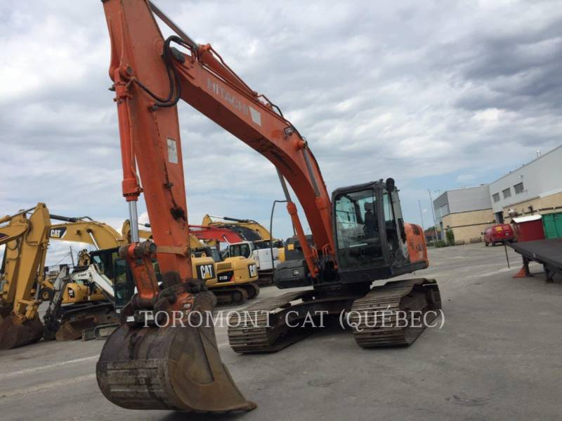 HITACHI PELLES SUR CHAINES ZX200LC3 equipment  photo 2
