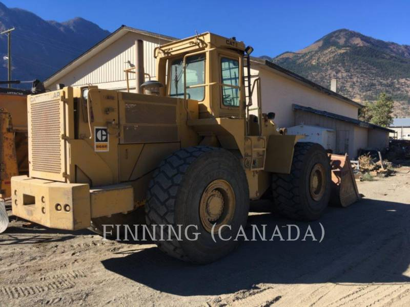 CATERPILLAR WHEEL LOADERS/INTEGRATED TOOLCARRIERS 966E equipment  photo 4