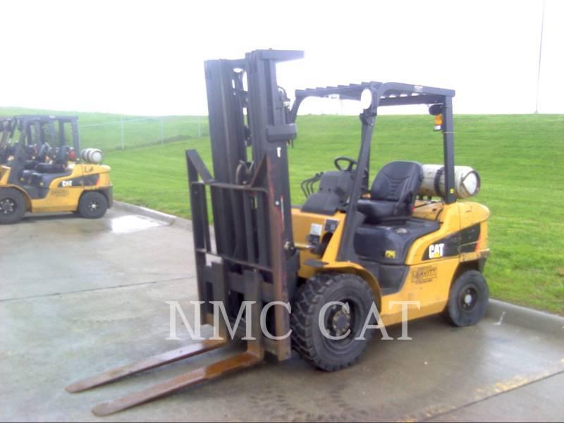 CATERPILLAR LIFT TRUCKS FORKLIFTS P6500LP_MC equipment  photo 2