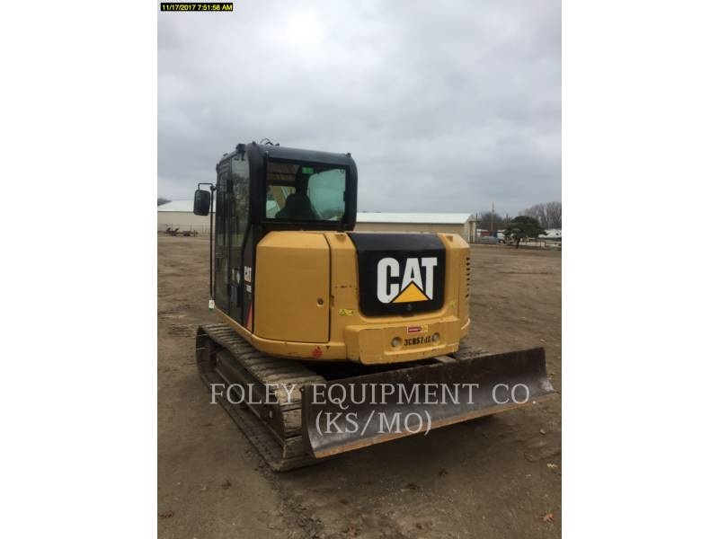 CATERPILLAR PELLES SUR CHAINES 308ECRSBS equipment  photo 4