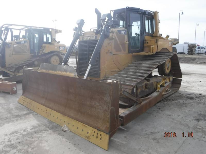 CATERPILLAR KETTENDOZER D6T equipment  photo 1
