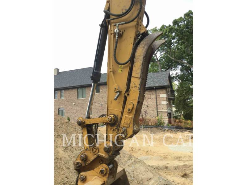 CATERPILLAR KETTEN-HYDRAULIKBAGGER 316EL equipment  photo 23