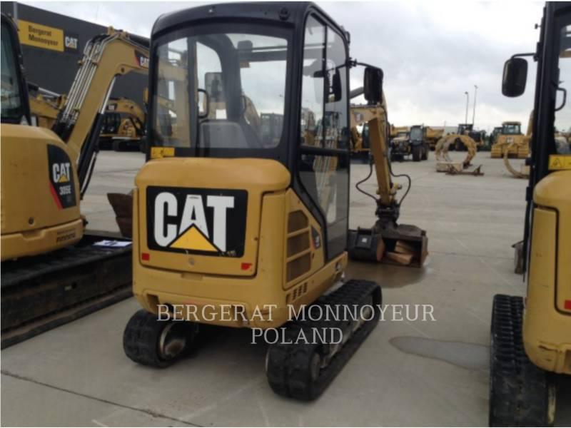 CATERPILLAR TRACK EXCAVATORS 302.2D equipment  photo 8