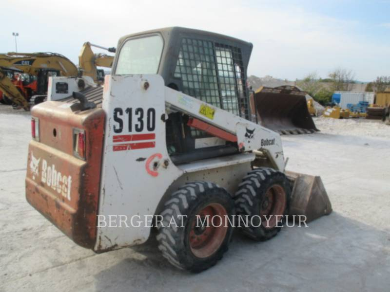 BOBCAT CHARGEURS COMPACTS RIGIDES S130 equipment  photo 4