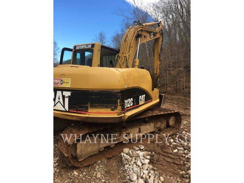CATERPILLAR PELLES SUR CHAINES 312CL equipment  photo 2