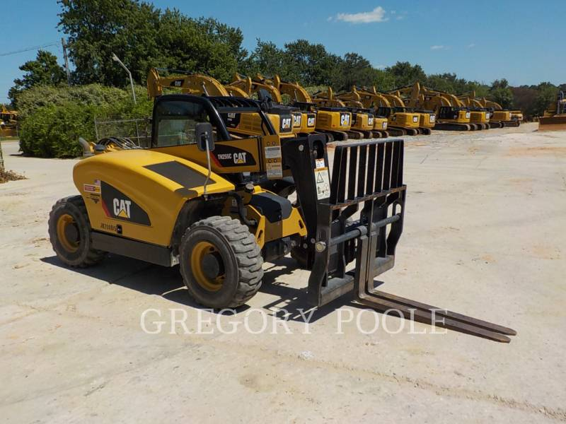 CATERPILLAR TELEHANDLER TH255C equipment  photo 3