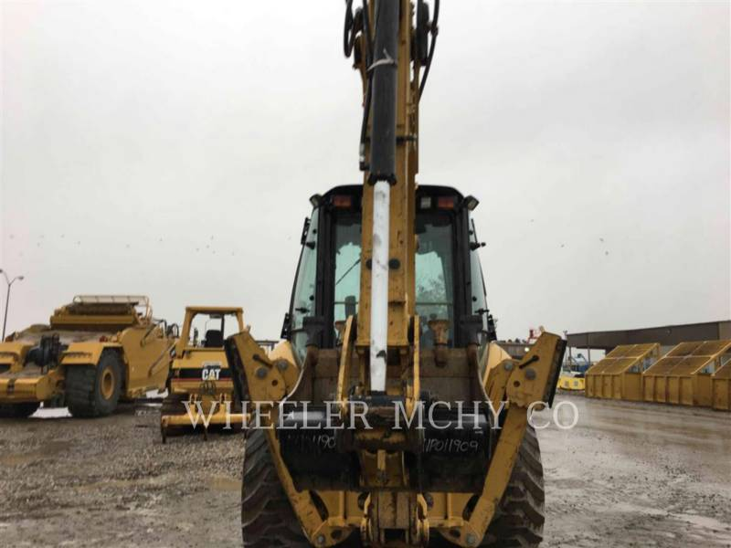 CATERPILLAR CHARGEUSES-PELLETEUSES 420F E equipment  photo 9