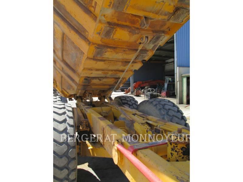 VOLVO CONSTRUCTION EQUIPMENT DUMPER ARTICOLATI A20 equipment  photo 7