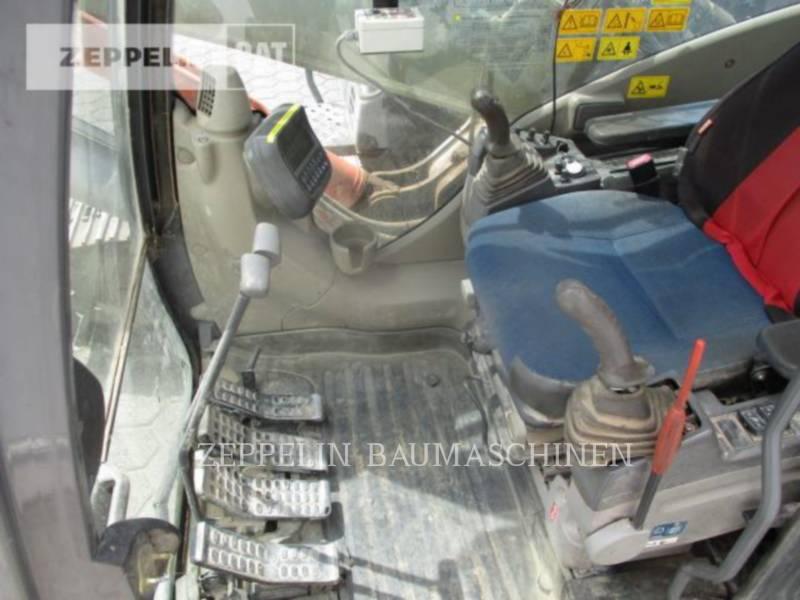 HITACHI TRACK EXCAVATORS ZX250LC-5 equipment  photo 12