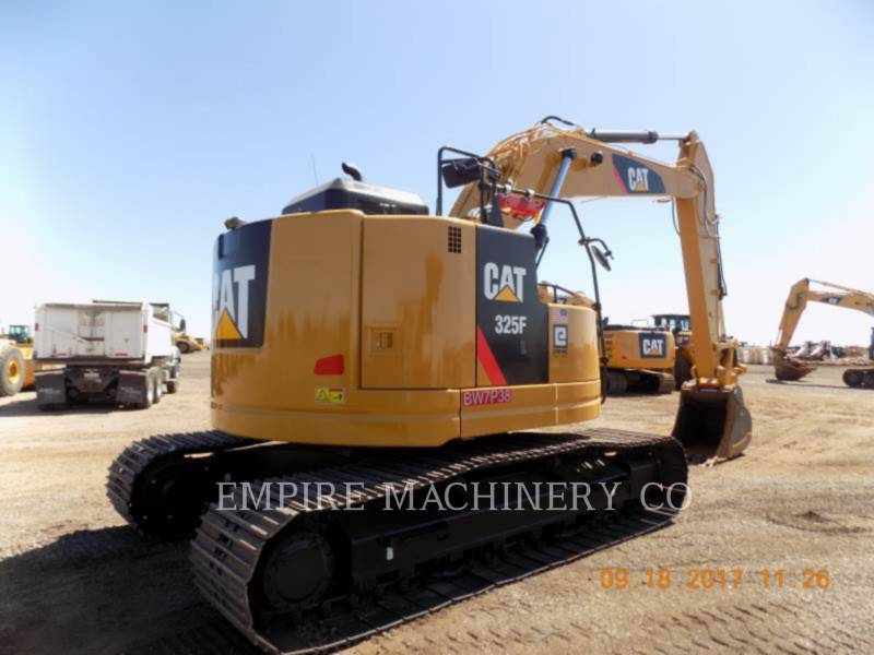 CATERPILLAR EXCAVADORAS DE CADENAS 325F LCR equipment  photo 2