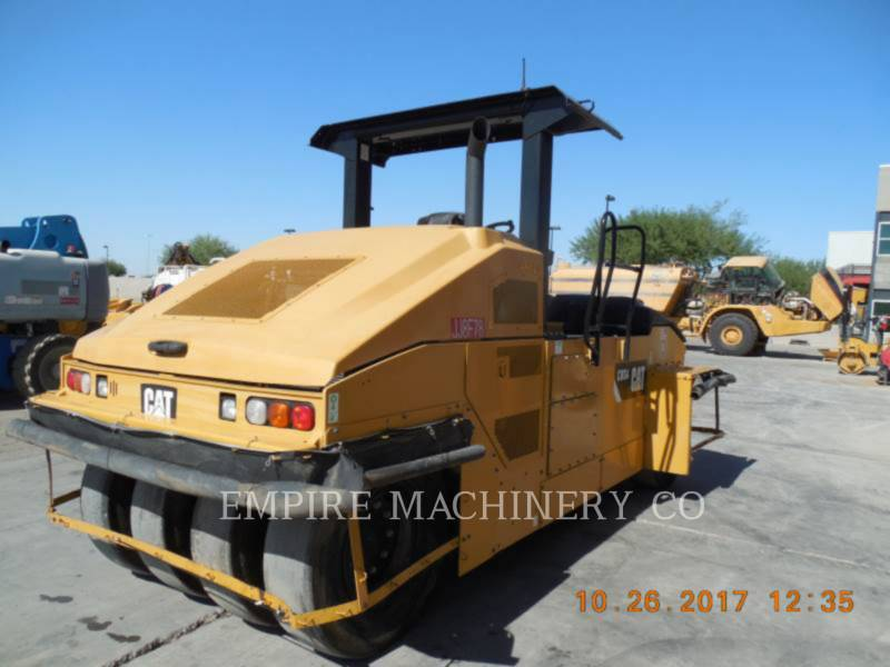 CATERPILLAR COMPACTADORES CON RUEDAS DE NEUMÁTICOS CW34 equipment  photo 2