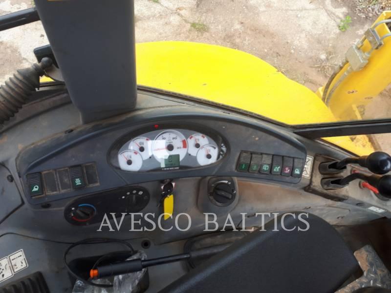 NEW HOLLAND LTD. BACKHOE LOADERS B100C equipment  photo 9