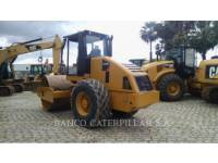 CATERPILLAR COMPACTEUR VIBRANT, MONOCYLINDRE LISSE CS-533E equipment  photo 4