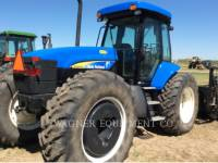 Equipment photo NEW HOLLAND LTD. TV6070 農業用トラクタ 1