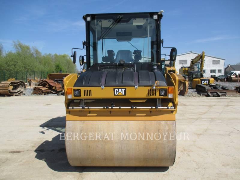 CATERPILLAR COMPACTEURS CB54B equipment  photo 3