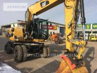 CATERPILLAR WHEEL EXCAVATORS M316D equipment  photo 5