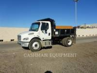 Equipment photo FREIGHTLINER BUSINESS CLASS M2 DUMP TRUCKS 1