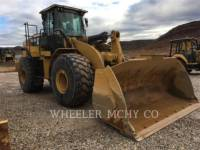 CATERPILLAR CARGADORES DE RUEDAS 966M QC 3V equipment  photo 4