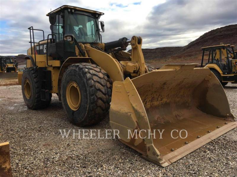 CATERPILLAR WHEEL LOADERS/INTEGRATED TOOLCARRIERS 966M QC 3V equipment  photo 4